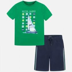 Set tricou cu pantaloni scurti