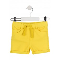 Pantaloni scurti din bumbac