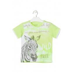 Tricou zebra