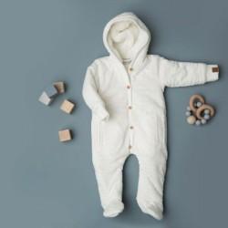 Salopeta imblanita pentru bebe