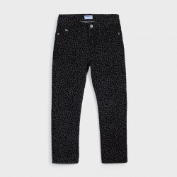 Pantaloni cropped slim fit