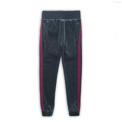 Pantaloni  slim din catifea