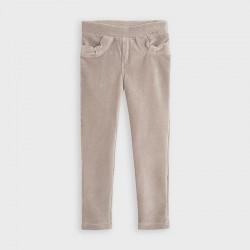 Pantaloni raiat tip colanti