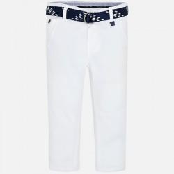 Pantaloni baiat cu curea...