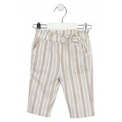 Pantalonasi din in bebe fetita