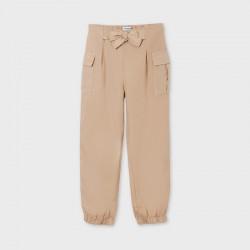 Pantaloni subtiri din vascoza
