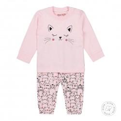 Pijamale bio fetita