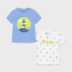 Set doua tricouri baietei
