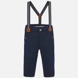 Pantaloni cu bretele